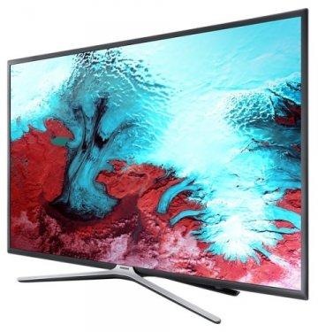"Телевизор 40"" Samsung UE40K5500AU 1920x1080, Smart TV, 1080p Full HD, 20 Вт, HDMI, DVB-T2, USB, W..."