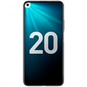 Honor 20 128Gb Midnight Black
