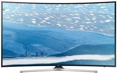 "Телевизор 40"" Samsung UE40KU6300U 3840x2160, Smart TV, 4K UHD, 20 Вт, HDMI, DVB-T2, USB,  Wi-Fi, ..."