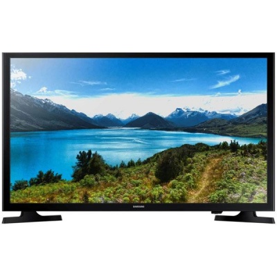 "Телевизор 32"" Samsung UE32J5200, Smart TV, 1080p Full HD, 200 Гц, DVB-T2, 10 Вт, HDMI, Ethernet"