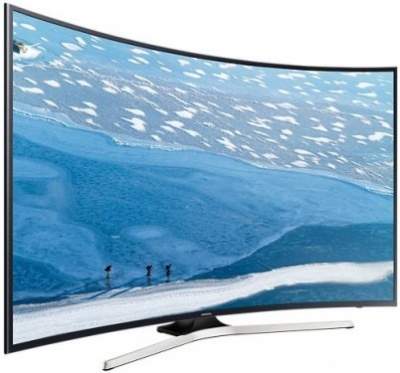 "Телевизор 55"" SAMSUNG UE55KU6300U  LED, 4K, Smart TV, 3840x2160, 1400 PQI, 20 Вт, HDMI x3, Wi-Fi, Et"